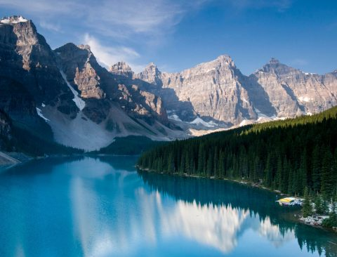 A Year-Around Guide to Doing Banff