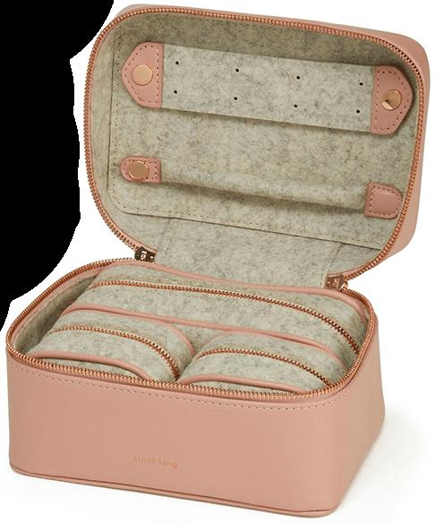 goop x Graf Lantz Leather Bento Box