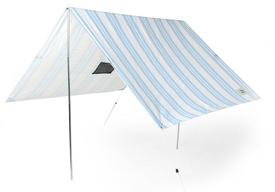 Business & Pleasure Riviera Striped Beach Tent