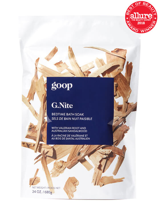 GOOP BODY BATH SOAK