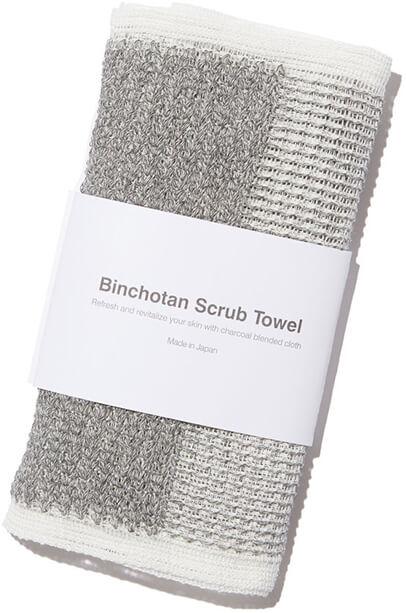 Charcoal Towel
