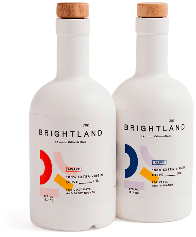 Brightland Extra Virgin Olive Oil Duo