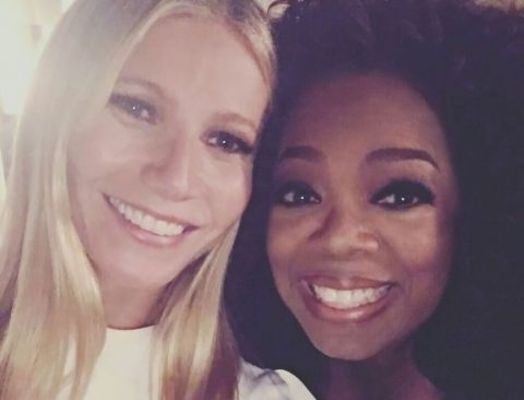 Our First Podcast: GP Sits Down with Oprah
