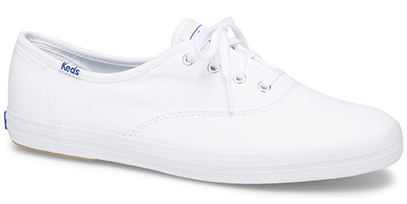 KEDS Triple White Leather