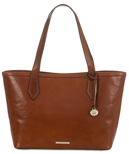 Brahmin Whiskey Topsail Lane Crossbody