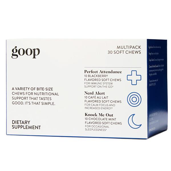 goop Welness Variety Pack