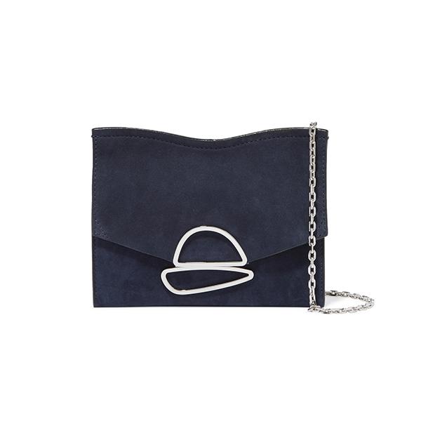 PROENZA SCHOULER suede shoulder bag