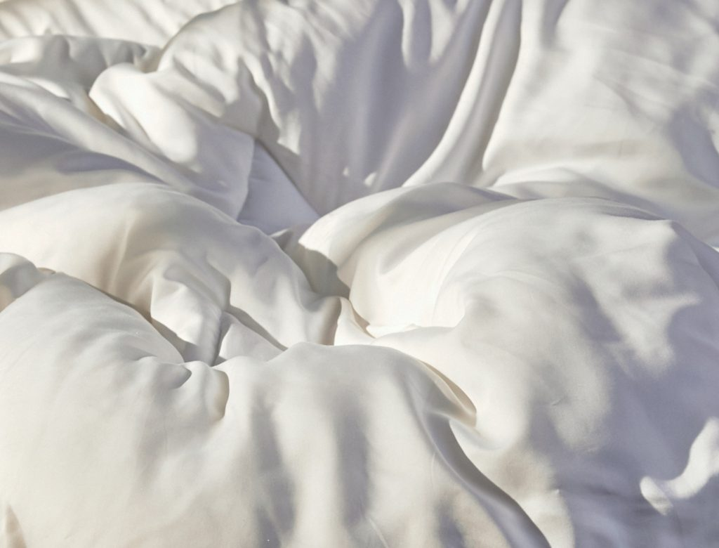 The Cocoon-Like, Sustainable Comforter  Reshaping the Bedding Industry