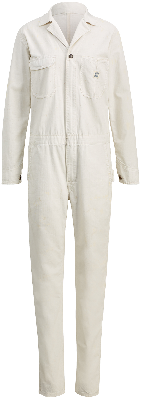 POLO RALPH LAUREN Cotton Herringbone Jumpsuit