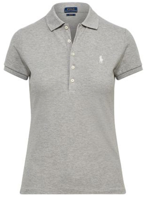 POLO RALPH LAUREN Skinny Fit Polo Shirt