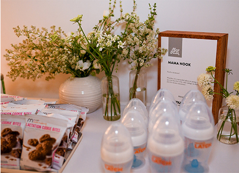 Mama Nook at In goop Health