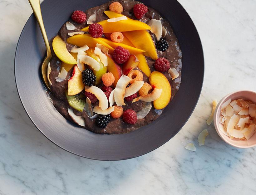 yuzu fruit frozen fruit healthy smoothie