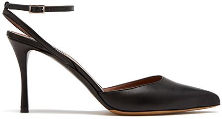 TABITHA SIMMONS black heels
