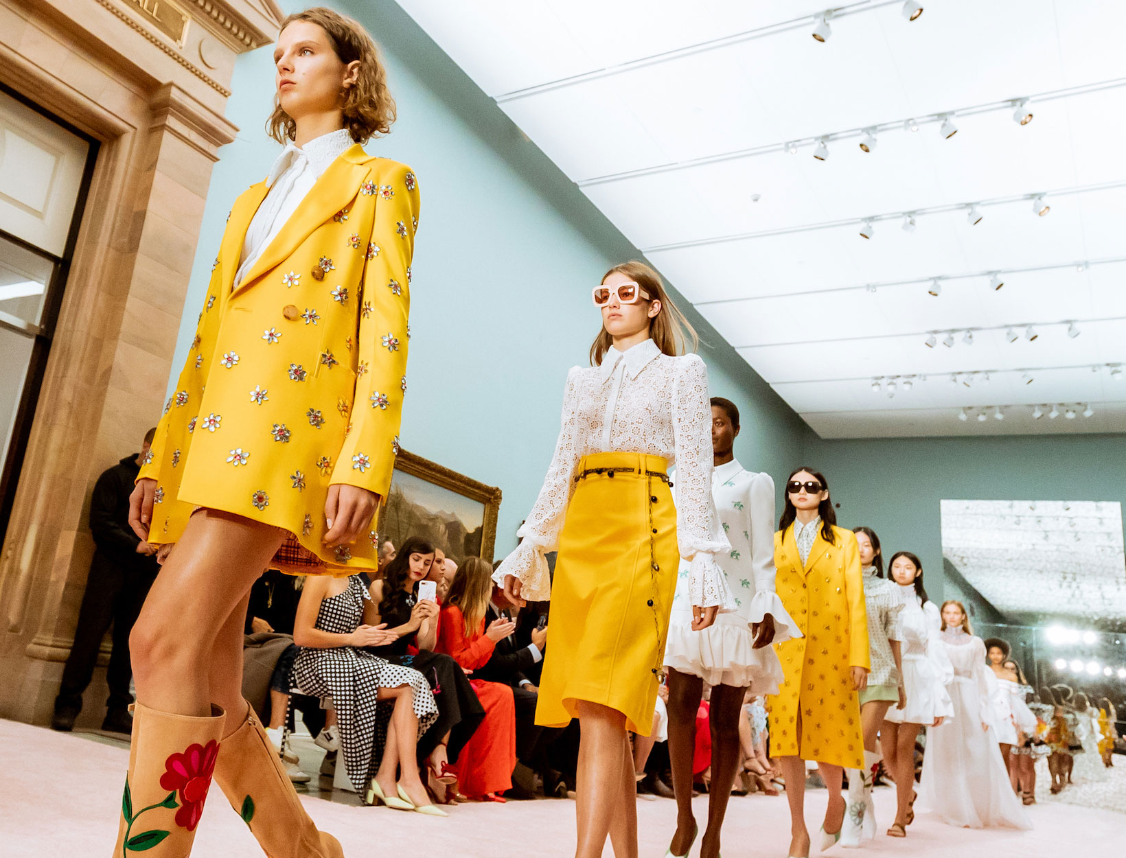 The Rise of Menswear, Lobster Omelets, and More from NYFW