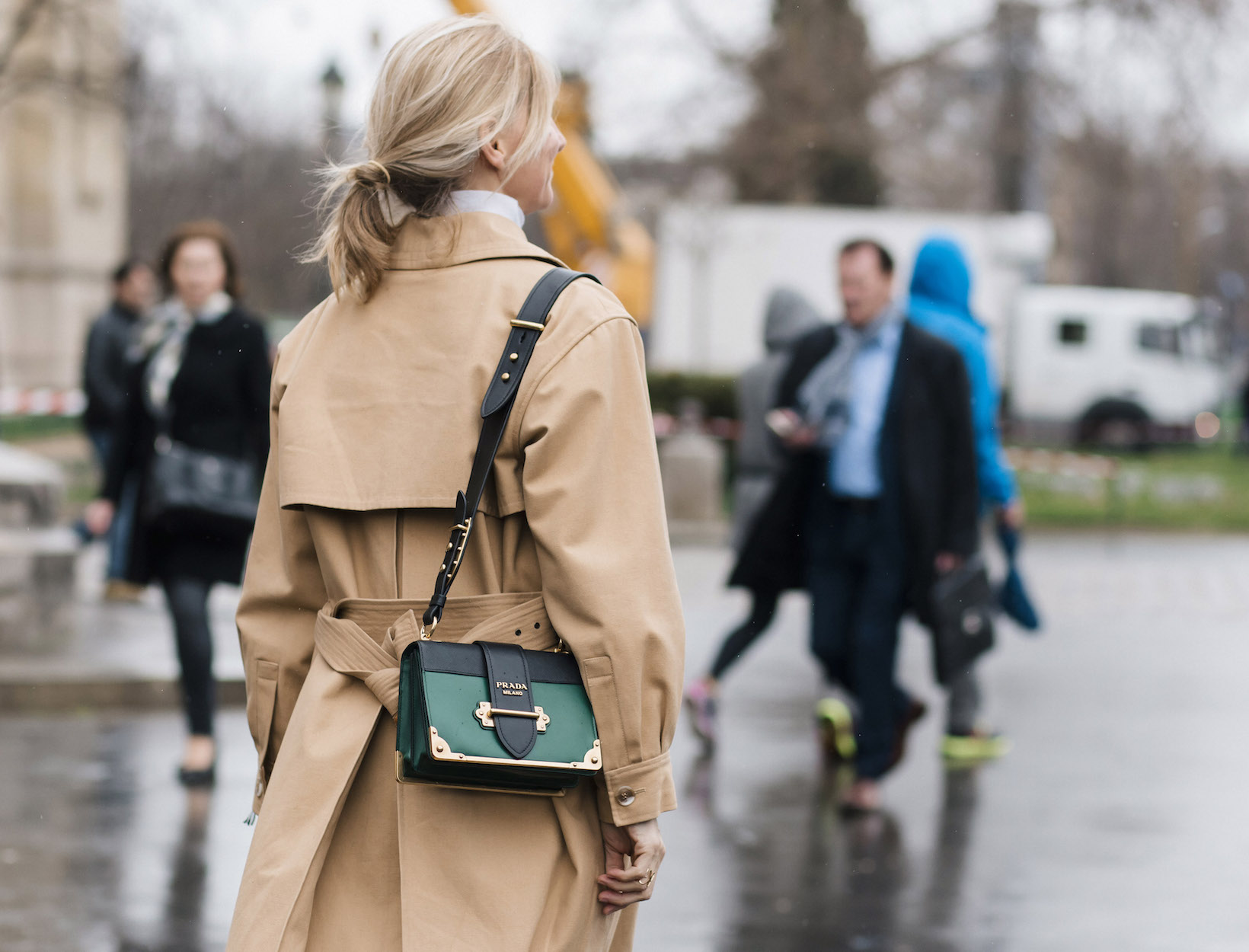 Image result for Prada style