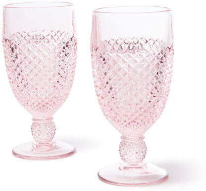 mosser glass goblets