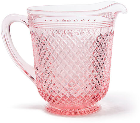 mosser glass pitcher