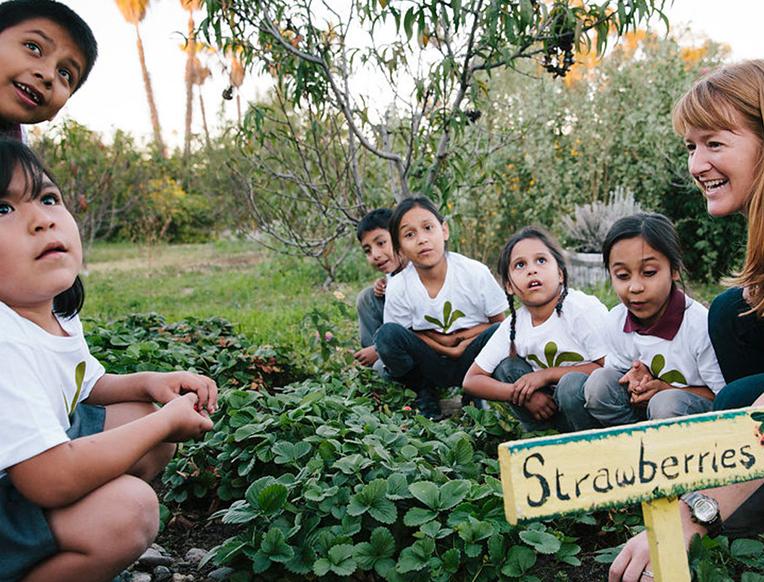 Garden School Foundation<br>Los Angeles