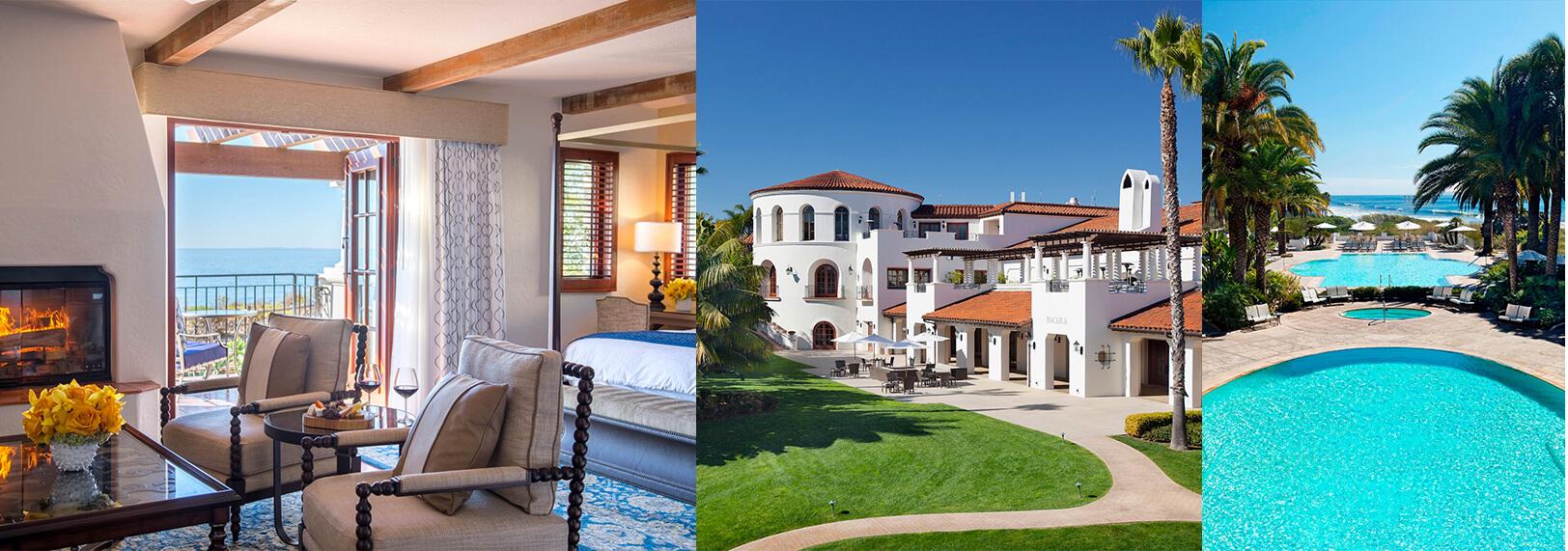 Ritz-Carlton Bacara in Santa Barbara California