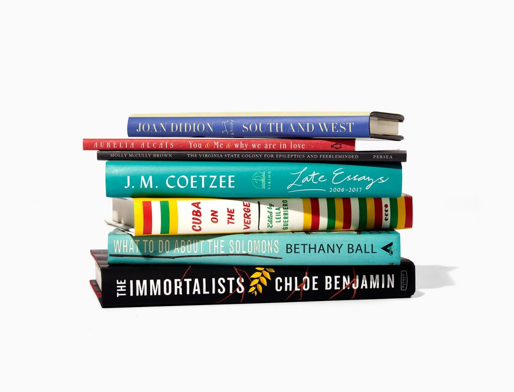 12 Books for Winter Break