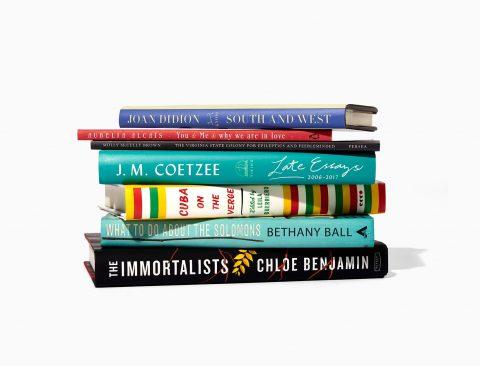 12 Books for Winter Break