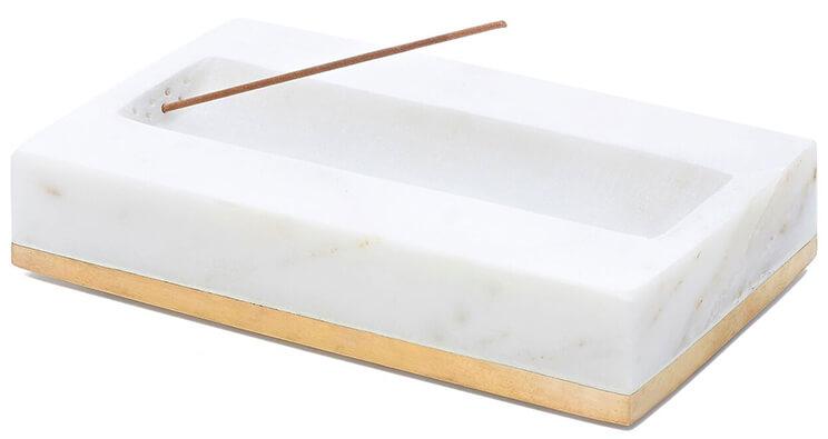 Marble Incense Burner