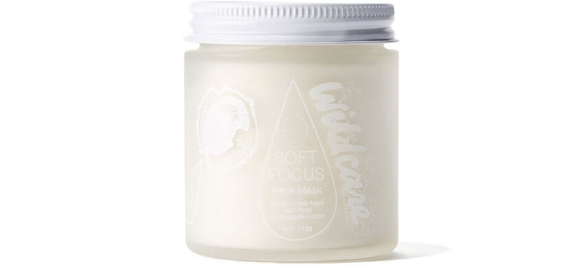 WILDCARE Soft Focus Coconut Milk Mask