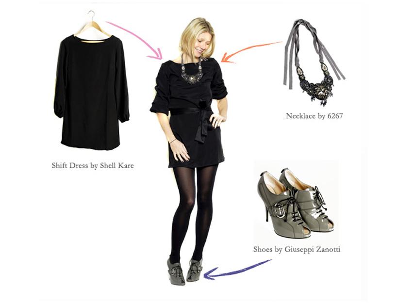 The Little Black Dress Goop
