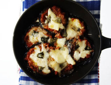 Best Eggplant Parmesan