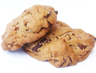 Katie Lee Joel's Dark Chocolate Chunk & Dried Cherry Cookies