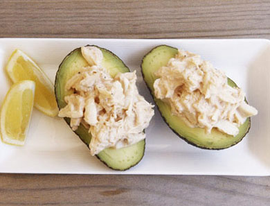 Avocado & Crab with Marie Rose Sauce_390x297