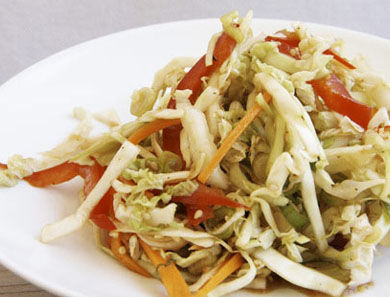 Lee's Asian Slaw