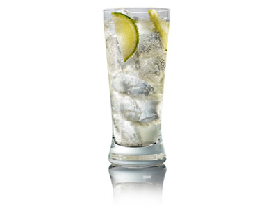 Russian Standard's Elderflower Fizz