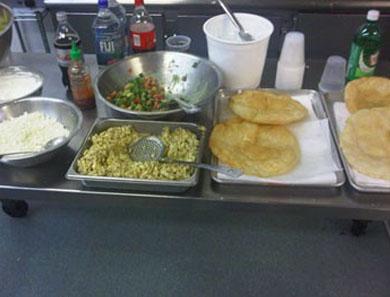 Lee's Rocking Fish Tacos