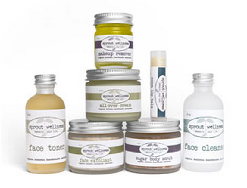 Natural Organic Skin Care Products Uk