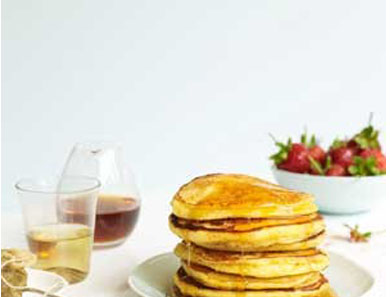 Bruce Paltrow's World Famous Pancakes_390x297