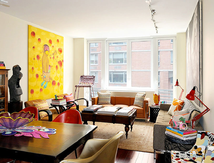 Decorating With Contemporary Art | Goop