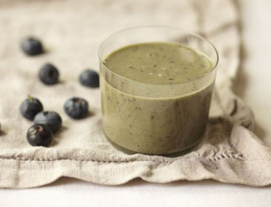 Blueberry Avocado Smoothie_390x297