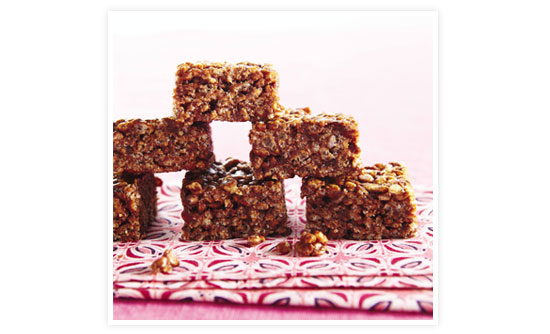 Chocolate Rice Crisp-Wee Treats
