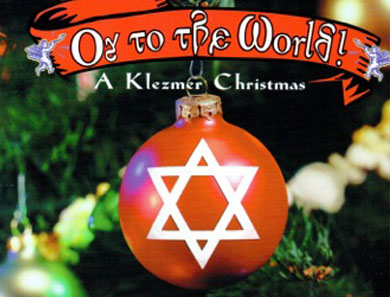 Klezmer Bands Doing Christmas Carols_390x297