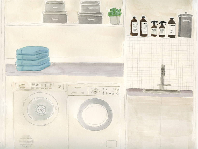 Illustration-LaundryRoom