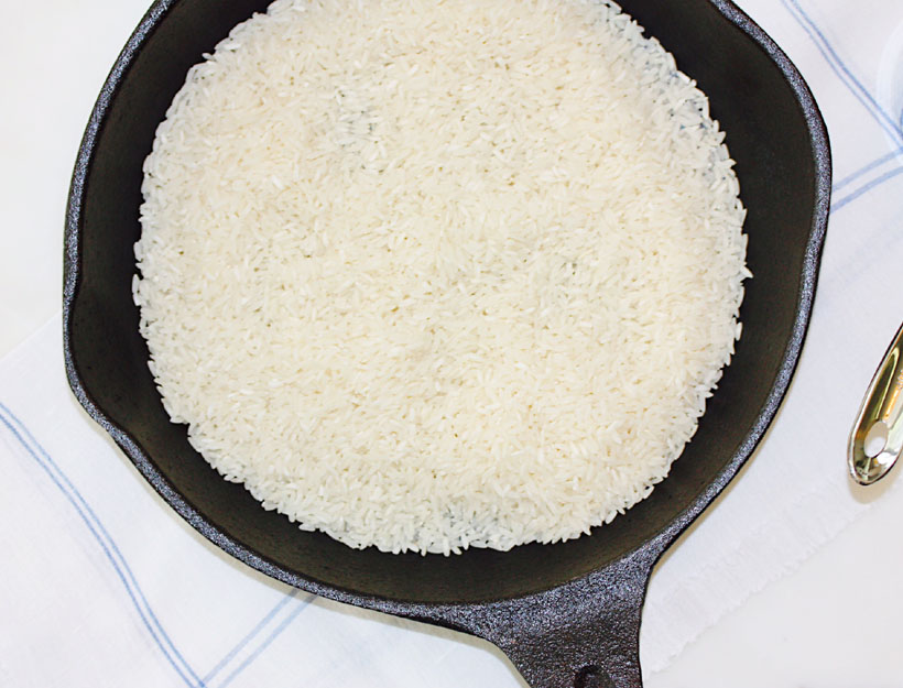 Imperfect Bowl of Rice