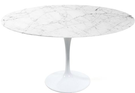 Rove Concepts, Eero Saarinen-style Tulip Table