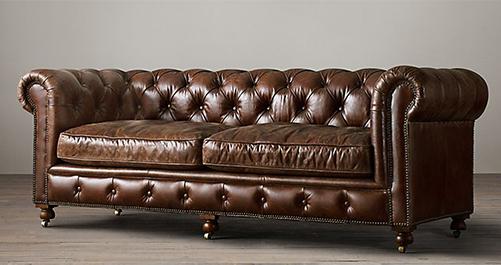 RH, Petite Kensington Sofa