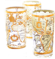 Shopclass, Map Glasses