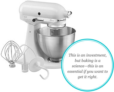 Classic Series Kitchen Aid, Stand Mixer