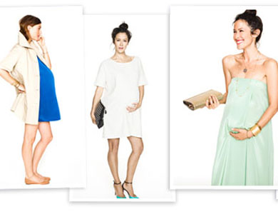 150.Maternity Clothing to Get You Through a Pregnancy_390x297