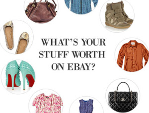 7182d2dfcf4 What's Your Stuff Worth on eBay? | Goop