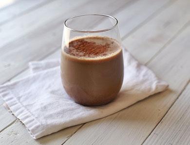 Chai Gingerbread Shake