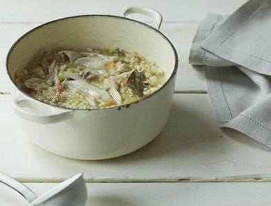 CHICKEN & BROWN RICE SOUP_390x297
